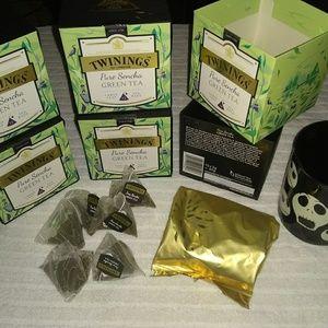Disney Twinings Sencha Green Tea +Mug